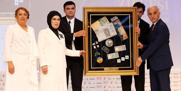Emine Erdoğan: kadınlar girişimciliği önemsemeli