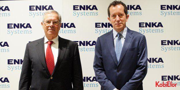 ENKA Systems'ta hedef, alanında dünyanın en büyük yazılım firması olmak
