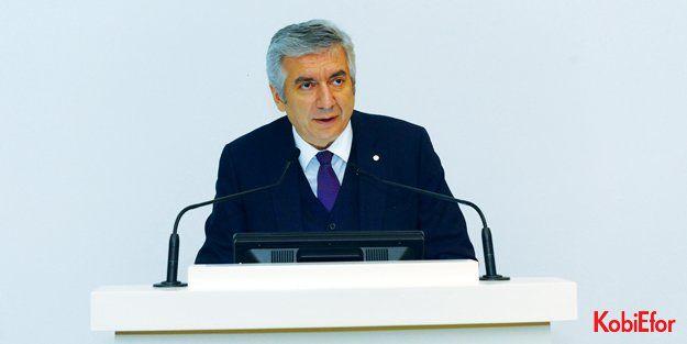 """Erdal Bahçıvan, sanayicilere seslendi: 'Fabrikaları gençlere açın"""""""