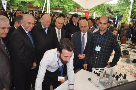 Eskişehir Sanayi Odası'ndan; 'Esogü Proje Fuarı 2016'