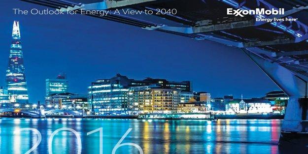 ExxonMobil: küresel enerji talebi artıyor