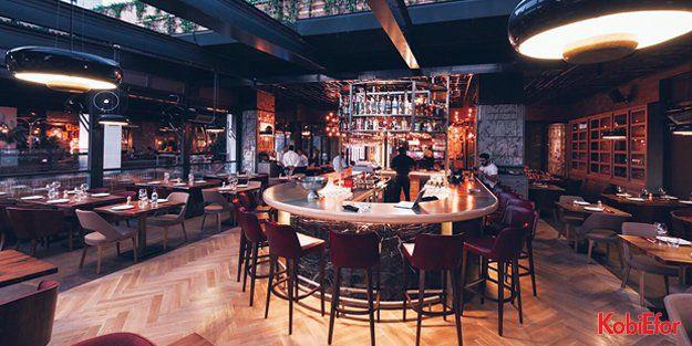 Ezberleri bozan bir steakhouse; Grill Branché Restaurant ; Lounge