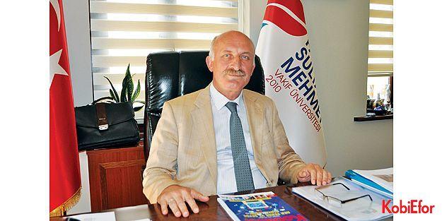 """Fatih Sultan Mehmet Vakıf Üniversitesi: 'Sadece eğitim değil, değer de verir…"""""""