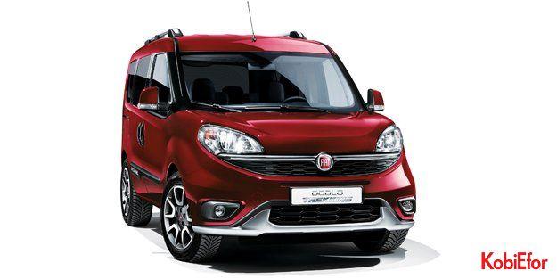 """Fiat Doblo 'Premio Plus"""" yenilendi"""