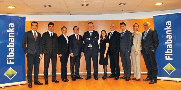 Fibabanka KOBİ'ye odaklandı, sektörün 2 katı büyüdü