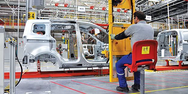 "Ford Otosan Yeniköy Fabrikası'na 'Engelli Dostu Bir Fabrika"" projesiyle ödül"