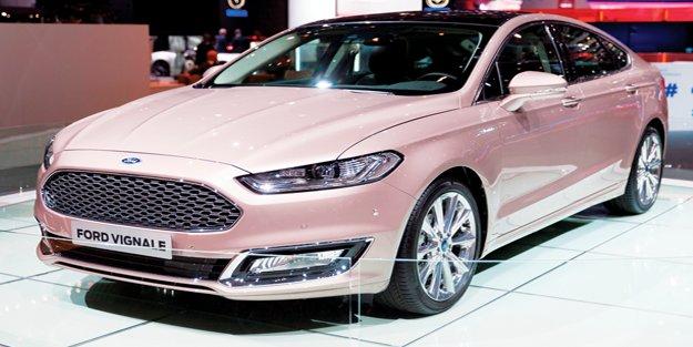 Ford, yeni ürün stratejisini sundu