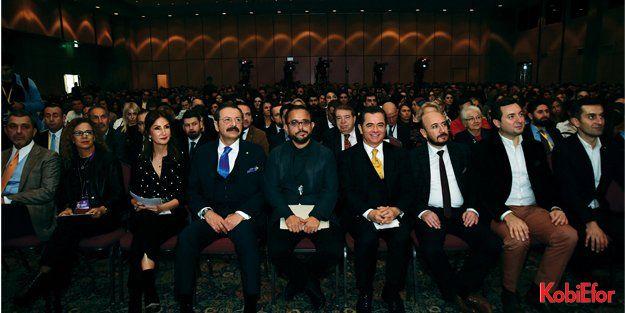 G3 Forum 1500 girişimciyi iş dünyası ile buluşturdu