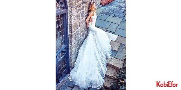 Galia Lahav, Türkiye'de ilk kez Vakko Wedding'de