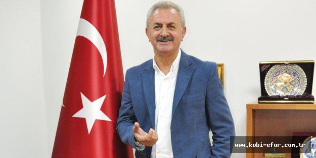 """Gebze Ticaret Odası Başkanı Nail Çiler: 'Türkiye için çalışıyoruz"""""""