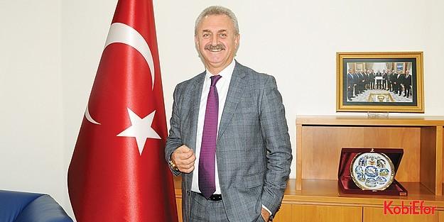 """Gebze Ticaret Odası Yönetim Kurulu Başkanı NAİL ÇİLER; '2017 yılı Gebze'yi büyükşehir statüsünde il yapma yılı olacak"""""""