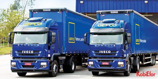 GEFCO TürkTraktör için dünya ve ay arası mesafeden fazla yol katedecek