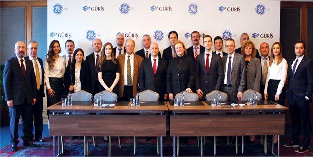 General Electric ve GÜRİŞ'ten rüzgar enerjisinde işbirliği