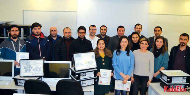 GTU Sürekli Eğitim Merkezi, ROBOTİK Öğretmen eğitimleri başladı