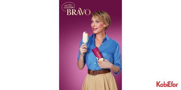 Gülse Birsel'in tercihi Belçika Çikolatalı Golf Bravo