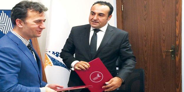 """Halkbank ile Gebze Teknik Üniversitesi 'Girişimcilerle İşbirliği"""" protokolü imzaladı"""