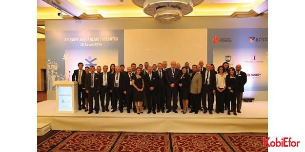 """'Herkes için Kütüphane"""" Projesi toplantısı Ankara'da yapıldı"""
