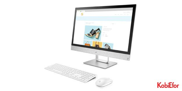 HP'den yeni masaüstü Pavillion All-In-One