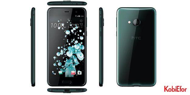 HTC U Play Türkiye'de...