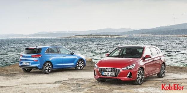 Hyundai'den iki önemli Türkiye prömiyeri: yeni i30 ve IONIQ Hybrid