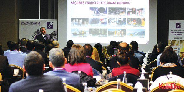 IFS, Endüstri Günleri Etkinlikleri kapsamında Ankara'da farklı üretim metodlarını anlattı