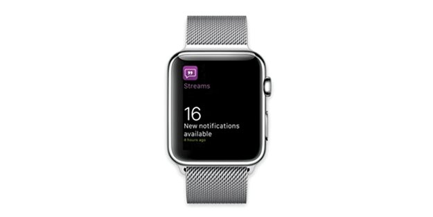 IFS ERP Apple Watch'ta