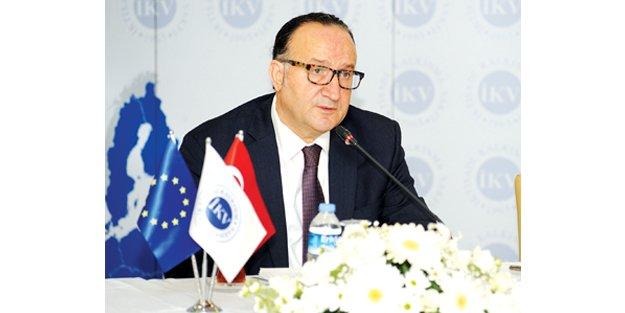 İKV: Türkiye'nin AB'ye teknik olarak uyum düzeyi yüzde 61.2