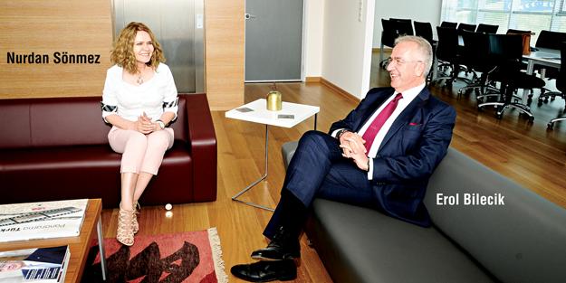 Index Grup CEO'su Erol Bilecik;