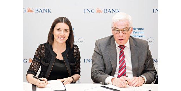 ING Bank, AYB kredisiyle KOBİ'leri ve ticari işletmeleri destekliyor