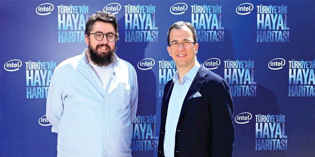 Intel, Future Bright ile Türkiye'nin hayal haritasını çıkardı