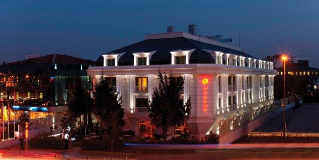İşadamlarının tercihi Ramada İstanbul Asia toplantı salonları