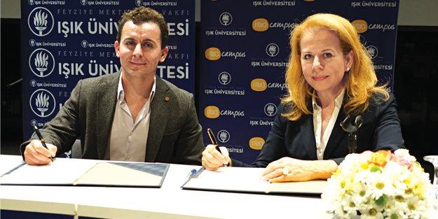Işık Üniversitesi, yenileşim (inovasyon) ve girişimcilik kampına evsahipliği yapacak