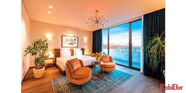 "İsmini Nişantaşı'ndan ilhamını komşuluktan alıyor: 'Nish Palas İstanbul by Hyatt"""