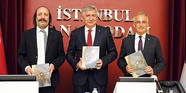 İSO İlk 500'ün Lideri Yine Tüpraş Oldu, İSO Yönetim Kurulu Başkanı, Erdal Bahçıvan,