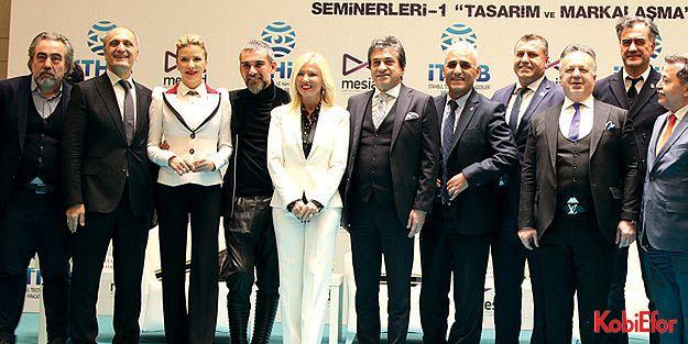 """İTHİB Başkanı İsmail Gülle: 'Türkiye'de tasarımı tabana yayacağız"""""""