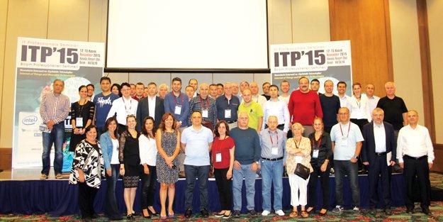 """ITP'15 Bilişim Profesyonelleri Semineri; 'Nesnelerin interneti ve giyilebilir teknolojiler"""""""