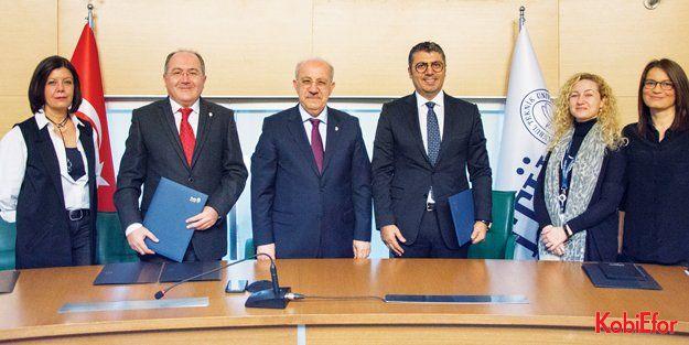 İTÜ ve Ipekyol'dan işbirliği