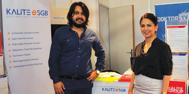 """Kalite Group şirketlerinden Kalite OSGB; 'İş güvenliği her zaman hayat kurtarır"""""""