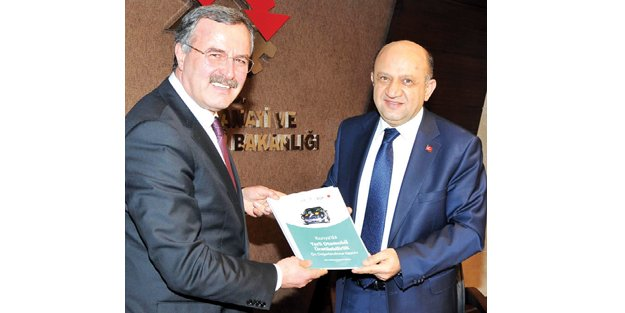 Konya'dan yerli otomobil raporu