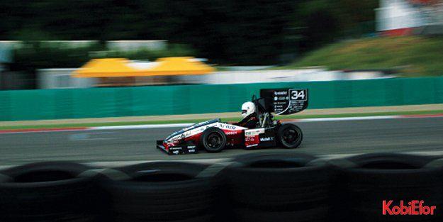 Kordsa, YTÜ Racing ekibine destek verdi