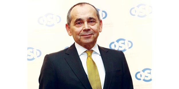 Kudret Önen yeniden OSD Başkanı
