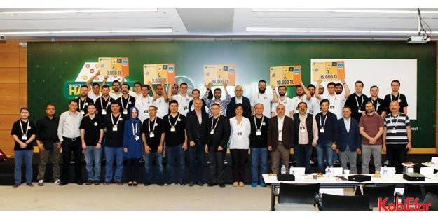 Kuveyt Türk Hackathon'un kazananı KOBİ ATM oldu