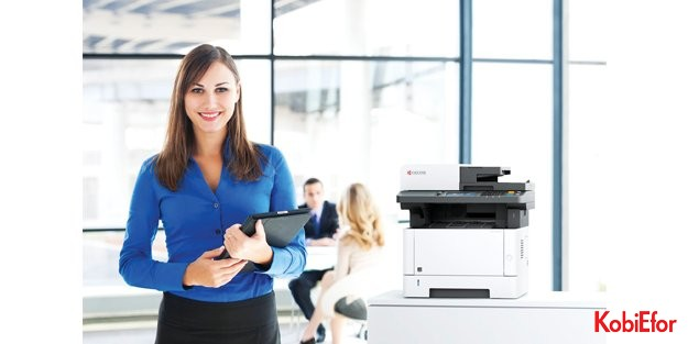 Kyocera ile akıllı ofislere merhaba
