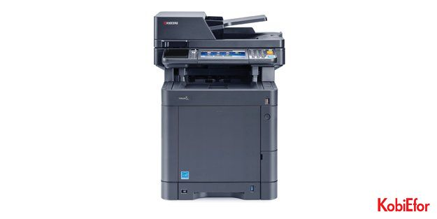 Kyocera TASKalfa 350ci: A4 fotokopi makinelerinde yeni boyut