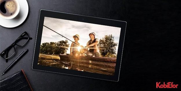 Lenovo, yeni Tab3 10 Business Tableti ile babanızı son teknolojiyle buluşturuyor