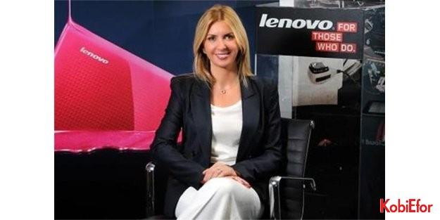 Lenovo'dan kadın istihdamına dijital destek
