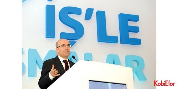 """Başbakan Yardımcısı Mehmet Şimşek: 'En kötüsü geride kaldı"""""""
