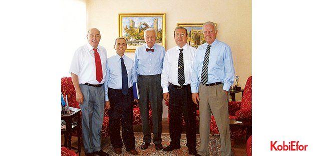 """Marmara Grubu Vakfı Genel Başkanı Dr. Akkan Suver anlattı: 'Bir Güzel İnsanın Ardından..."""""""