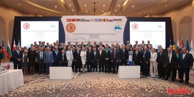 Marmara Grubu Vakfı, Karadeniz Ekonomik İşbirliği Parlamenterler Asamblesi'ne katıldı