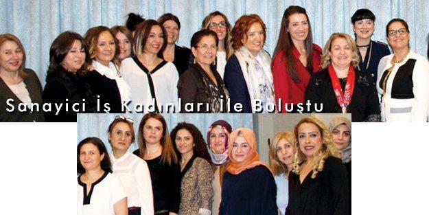 Mersin-Tarsus OSB'de 'Kadın'